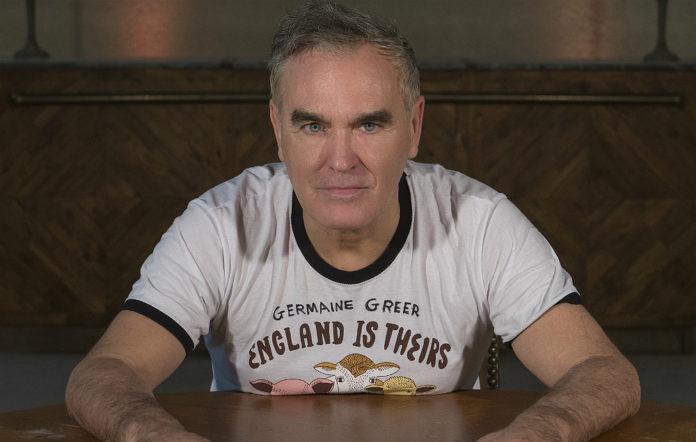 Morrissey, 2017