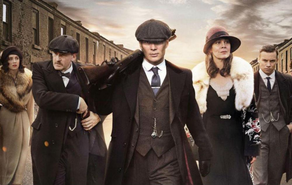 'Peaky Blinders' season four