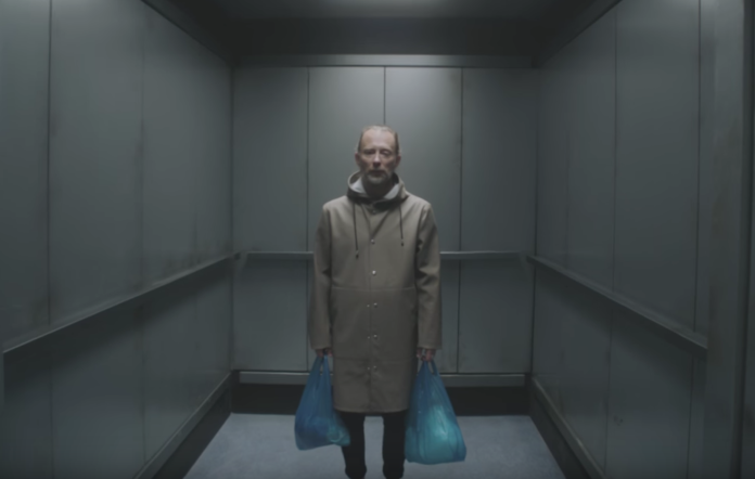 Radiohead's 'Lift' video