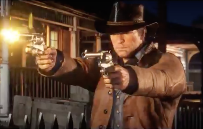 Watch The New Trailer For Red Dead Redemption 2 Nme