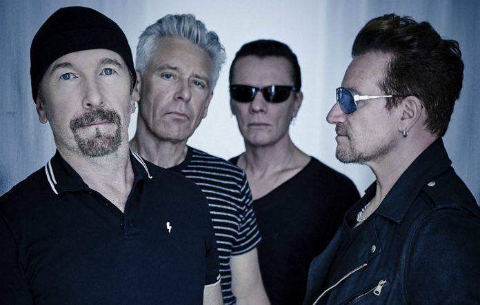 U2, 2017