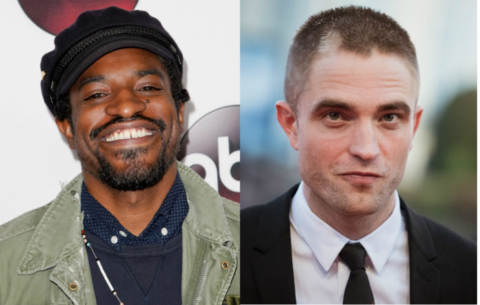 Andre 3000 and Robert Pattinson are set to star together in 'High Life'