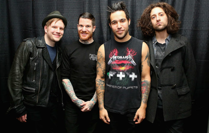 Fall out boy intimate live shows