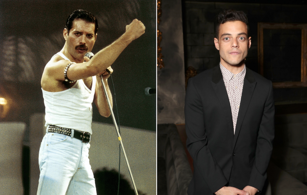 Freddie Mercury Rami Malek