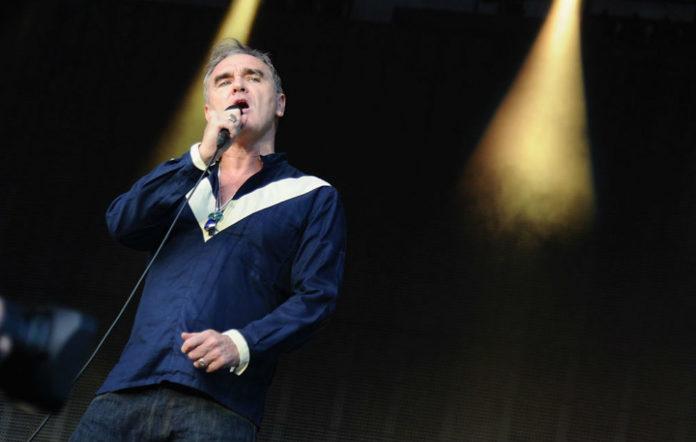 HMV selling Morrissey album