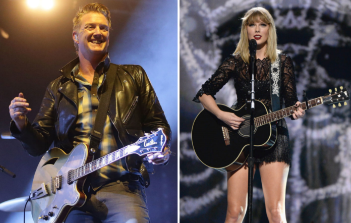 Queens of the Stone Age taylor swift