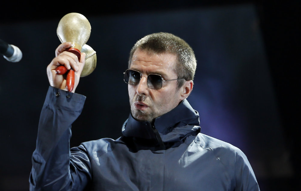 Liam Gallagher To Take Part In Celebrity Gogglebox