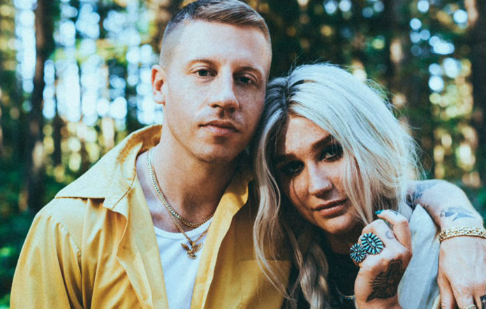 Macklemore shared his single 'Good Old Days', featuring Kesha