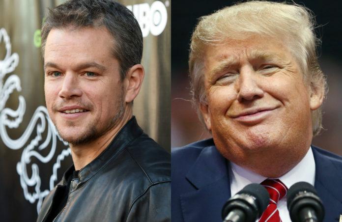 Matt Damon explains why Donald Trump appeared Home Alone 2 ...