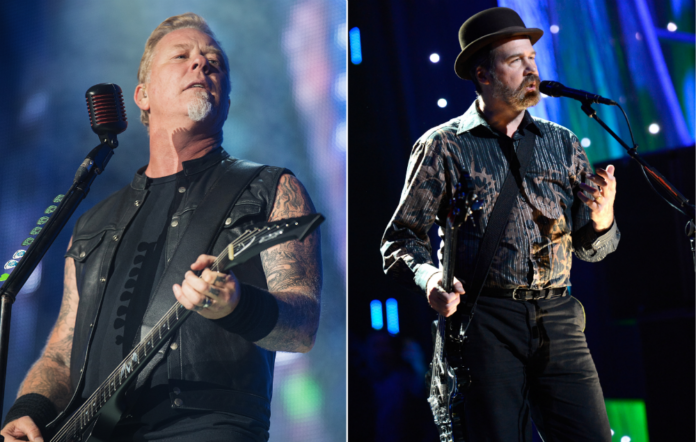 Metallica Krist Novoselic