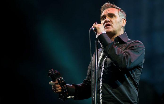 Morrissey new album cover