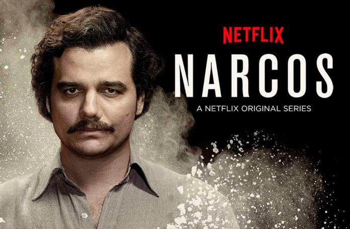 'Narcos' on Netflix