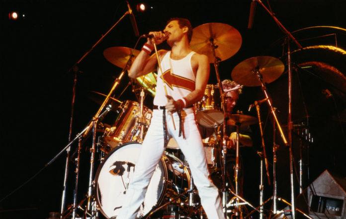 Rami Malek Freddie Mercury Live Aid