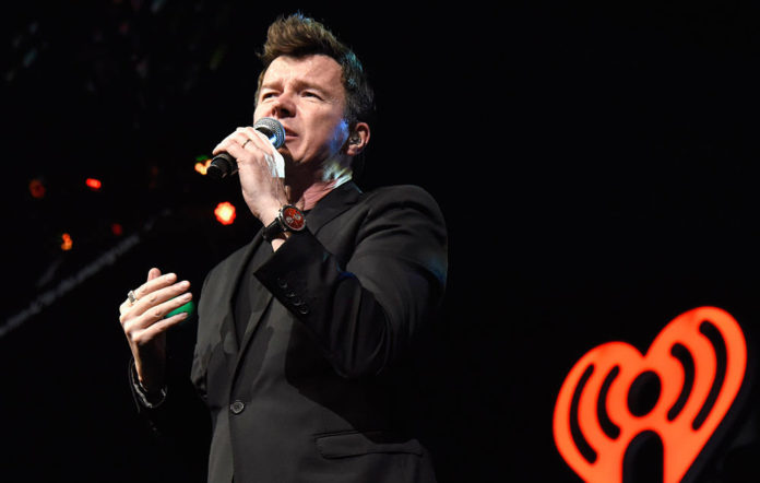 rick astley foo fighters cover