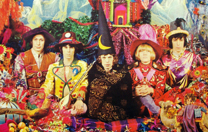 The Rolling Stones' 'Their Satanic Majesties Request'