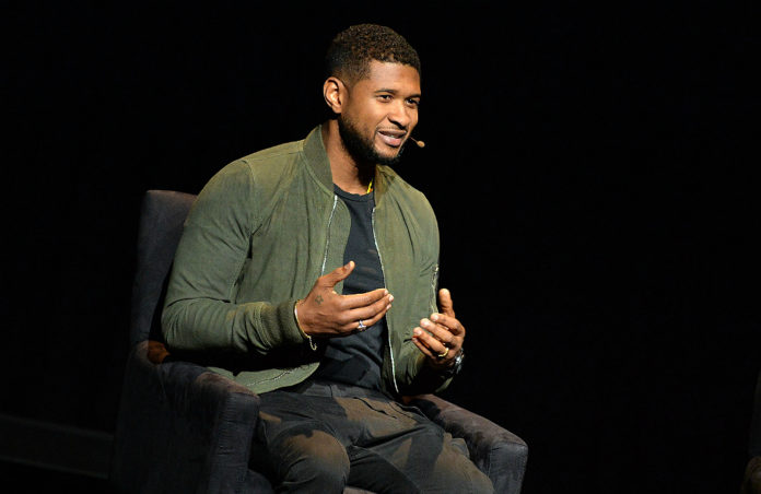 Usher herpes accused