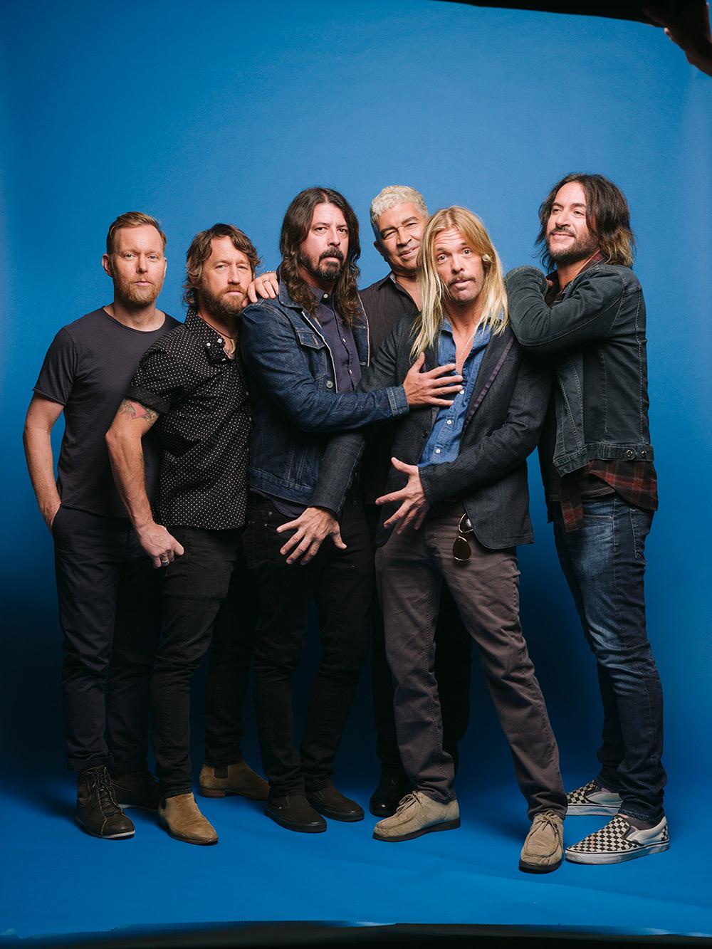 Foo Fighters in London