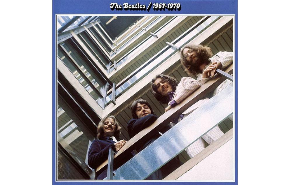 Beatles, Blue Album, Greatest Hits