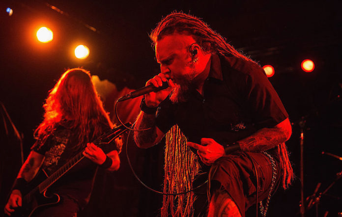 Polish band Decapitated