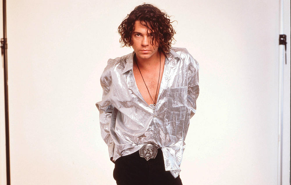 The late INXS frontman Michael Hutchence