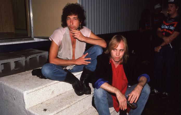 Bob Dylan Tom Petty