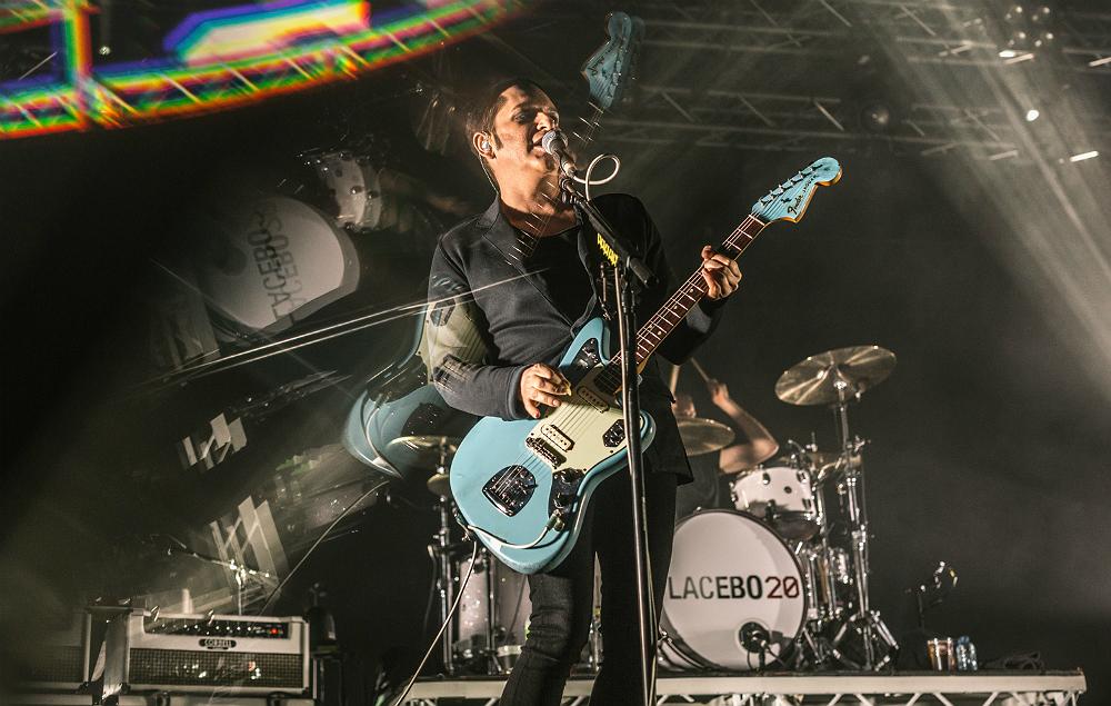 Placebo's Brian Molko live