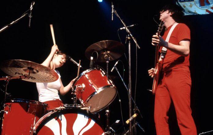 White Stripes live album