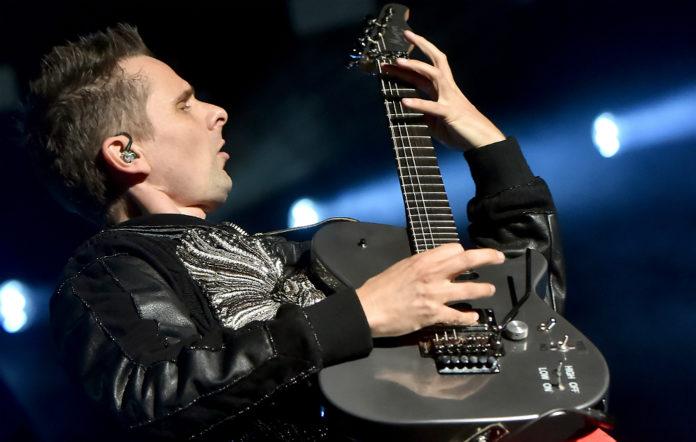 Muse's Matt Bellamy live at Life Is Beautiful festival 2017