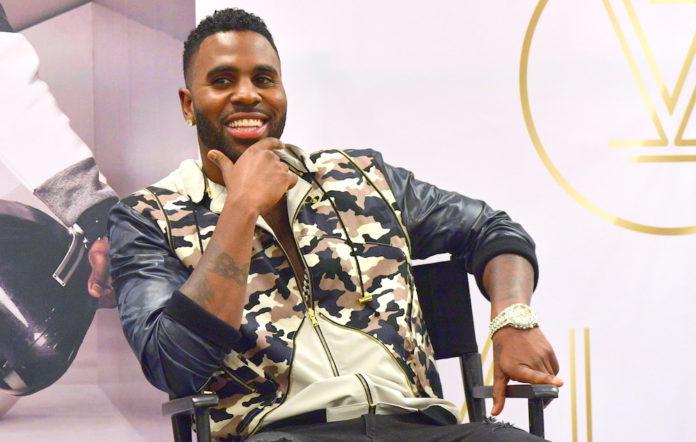 Jason Derulo Keele