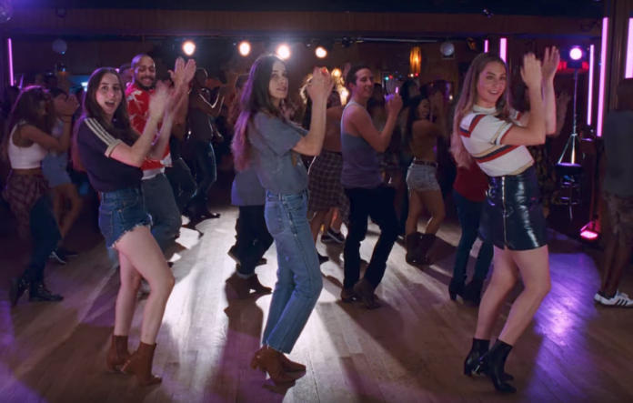 Haim's 'Little Of Your Love' video