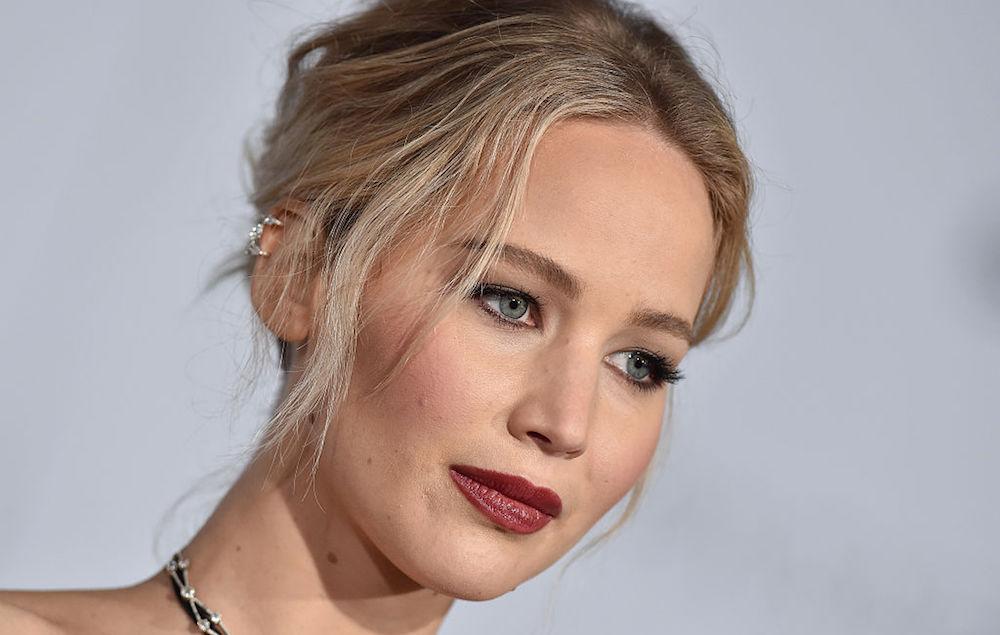 Fucked jennifer lawrence Jennifer Lawrence