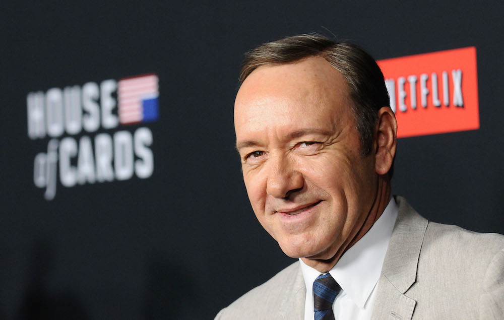'House Of Cards' star Kevin Spacey