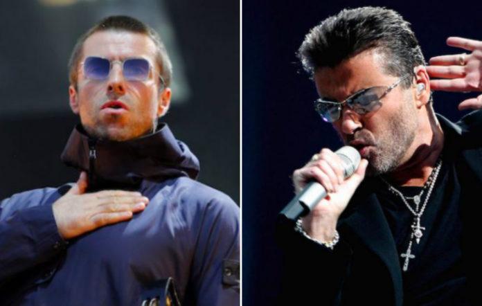 Liam Gallagher, George Michael