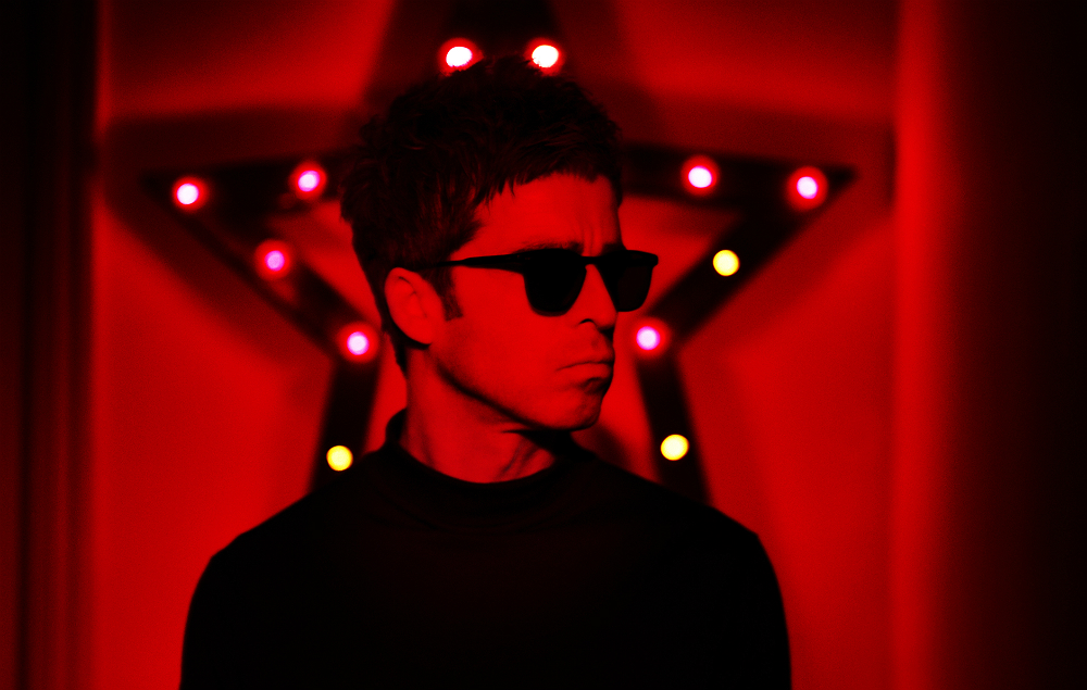 Noel Gallagher teases new music