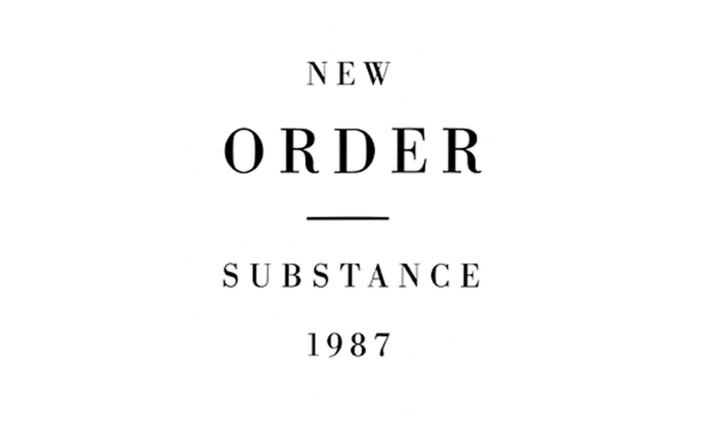 New Order, Substance, Greatest Hits