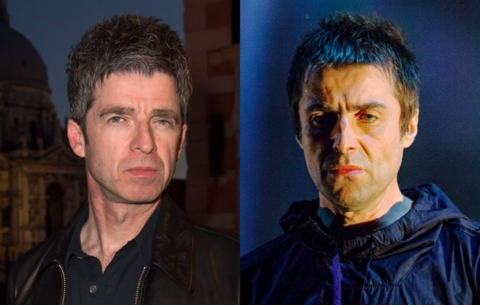 Liam Gallagher proof Noel