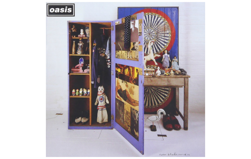 Oasis, Stop The Clocks, Greatest Hits, Best Of