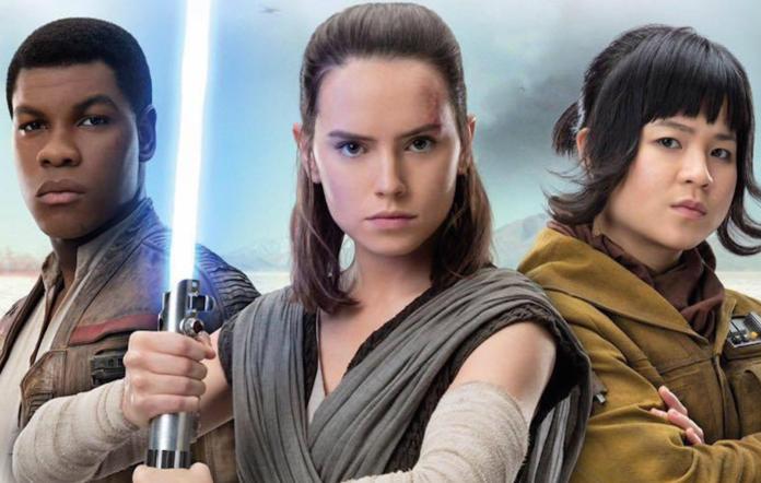Star Wars Last Jedi trailer