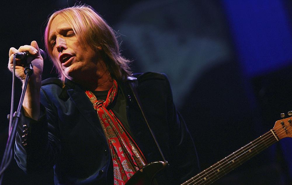 Tom Petty August 2005