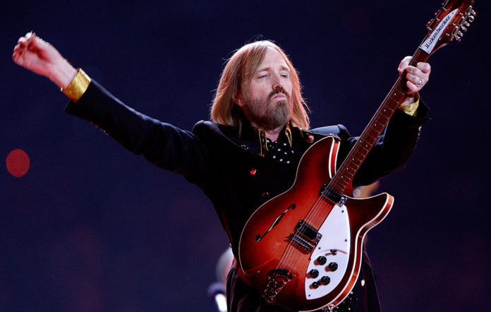 Tom Petty dead aged 66