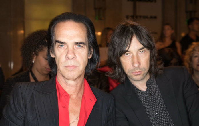 Bobby Gillespie Nick Cave