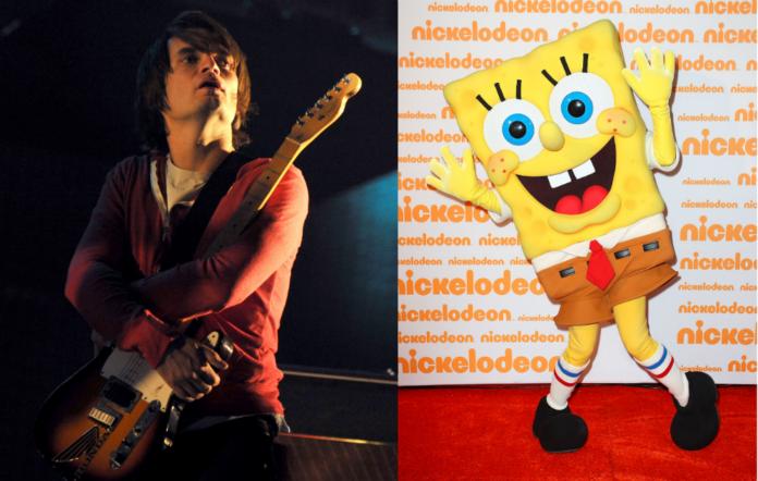radiohead Spongebob Squarepants