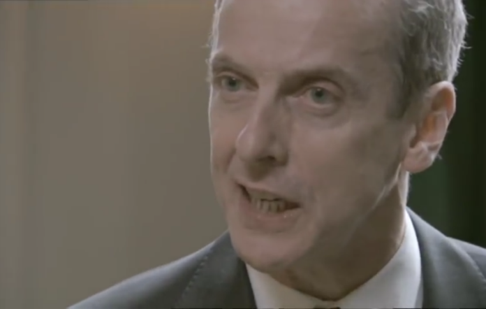 Malcolm Tucker thick of it