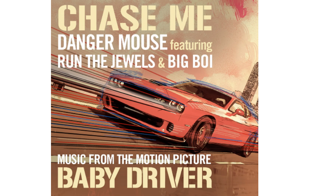 Danger Mouse, Baby Driver, Run the Jewels, Big Boi, Record Store Day, Black Friday