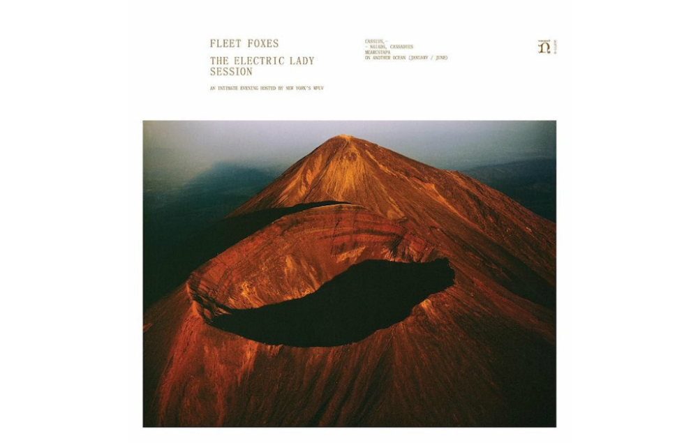 Fleet Foxes, Electric Lady Studios, Black Friday, Record Store Day
