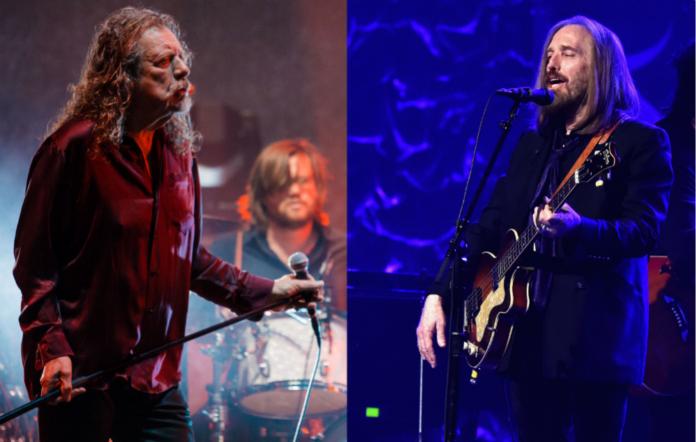Robert Plant Tom Petty