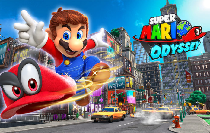 Fans Are Loving The New Donk City Level Of Super Mario Odyssey