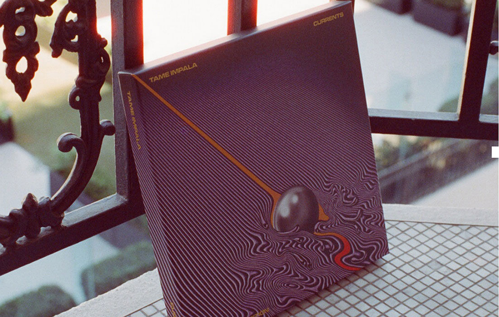 The Tame Impala 'Currents' vinyl box reissue