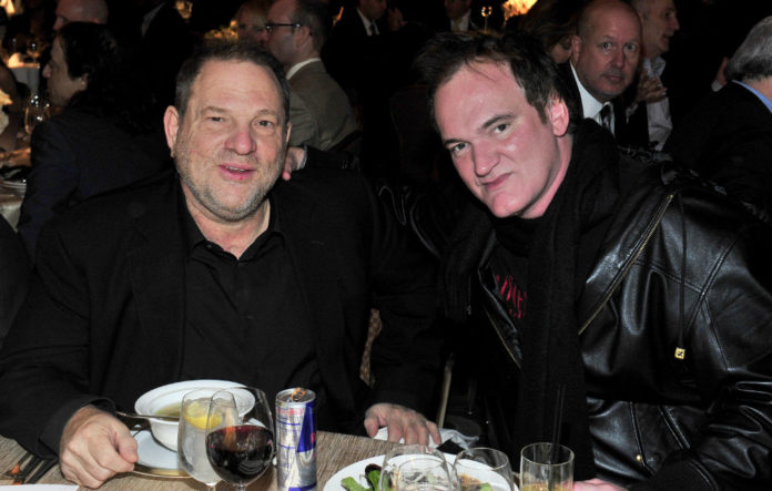Tarantino on Weinstein allegations