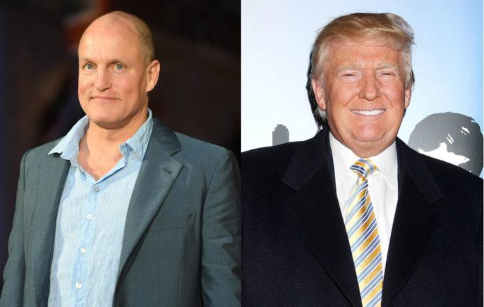 Woody Harrelson Donald Trump